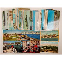 San Diego, CA Postcard Collection  (102367)