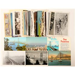 Bay Bridge, CA Postcards  (103278)