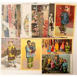 Chinese People In San Francisco, CA Postcards  (103332)