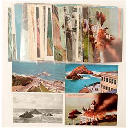Cliff House, CA Postcards  (103274)