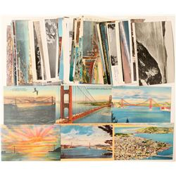 Golden Gate Bridge Postcards  (103277)