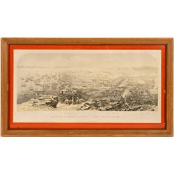 Print / View of San Francisco, From Signal Hill / 1851  (102120)