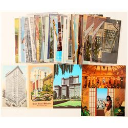 San Francisco, CA Earthquake Postcards  (103279)