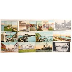 San Pedro, CA Postcards  (103251)