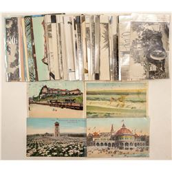 Special Santa Cruz, CA Postcards  (103209)