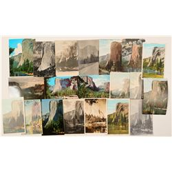 El Capitan, Yosemite Postcards  (102660)