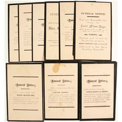 California Funeral Notices  (81422)