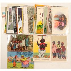 African American Postcards  (91329)