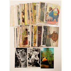 Bear Postcard Collection  (102686)