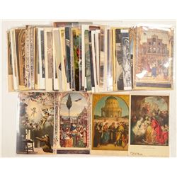 Religion Post Cards   (102796)