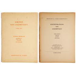 Auktion Von Goldmunzen  (81310)