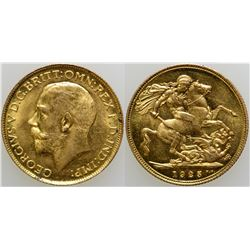 Gold Sovereign  (103161)