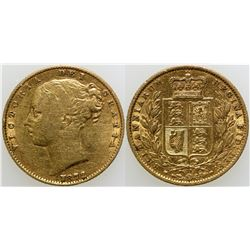 Gold Sovereign  (103163)