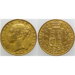 Gold Sovereign  (103169)
