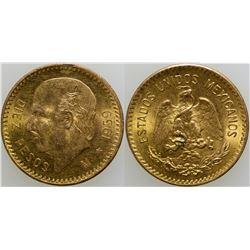 Diez Pesos Gold Coin  (103159)