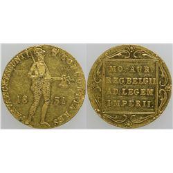 Gold Ducat  (101713)