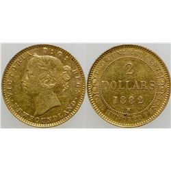 Two Dollar Gold Coin  (103112)
