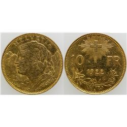 10 Franc Gold Coin  (103153)