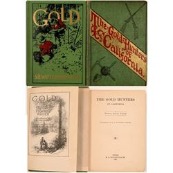 California Gold Rush Volumes  (103306)