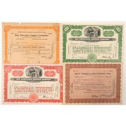 Ray Hercules Mining Stocks  (91716)