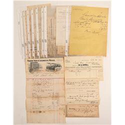 Idaho Mine Ephemera Collection  (91945)