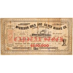 McGregor Gold and Silver Mining Company  (80333)
