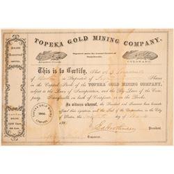 Topeka Gold Mining Company  (104730)
