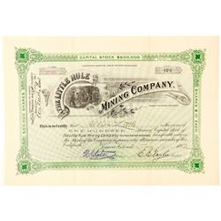 Little Rule Mining Company Stock Certificate  (91588)