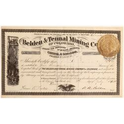 Belden & Tennal MC of Colorado  (104755)