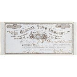 Hancock Town Co.  (104760)