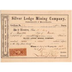 Silver Ledge MC  (104719)