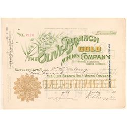 Olive Branch Gold Mining Company  (104795)