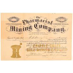 Pharmacist Mining Company  (104781)