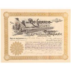 Rio Grande Gold Mining Company  (104783)