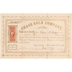 Chase Gold Co.  (104694)