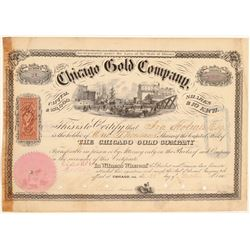 Chicago Gold Co.  (104721)