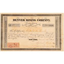Denver Mining Company  (104698)