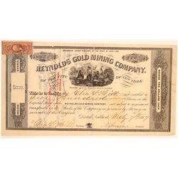 Reynolds Gold Mining Company of the City of New York  (104733)