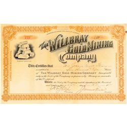 Willbray Gold Mining Company  (104773)