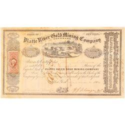 Platte River Gold Mining Company (104708)