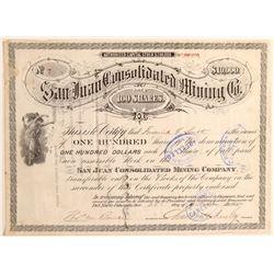 San Juan Consolidated Mining Company  (104754)
