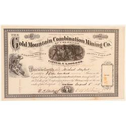 Gold Mountain Combination MC of Colorado  (104715)