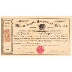 Massachusetts Co. of Colorado  (104703)
