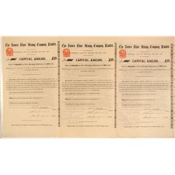 Sonora Silver Mining Co., Ltd. Bonds  (102226)