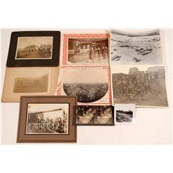 Michigan Mining Photographs  (102238)