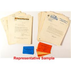 Montana Labor Important Political Collection  (50277)