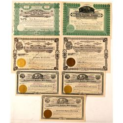 """Mayflower"" Bullfrog Mining Stock Collection  (101629)"