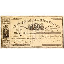 Heath Gold & Silver Mining Company Stock  (82027)