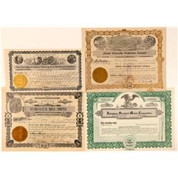Esmeralda County, Nevada Mining Stock Certificates  (101603)