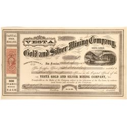Vesta Gold and Silver Mining Company Stock  (91933)